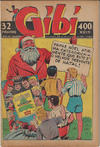 Cover for Gibi (O Globo, 1939 series) #262