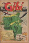 Cover for Gibi (O Globo, 1939 series) #264