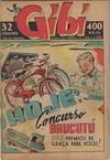 Cover for Gibi (O Globo, 1939 series) #268