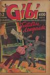 Cover for Gibi (O Globo, 1939 series) #292