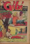 Cover for Gibi (O Globo, 1939 series) #299