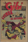 Cover for Gibi (O Globo, 1939 series) #382