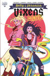 Cover for Betty & Veronica: Vixens (Archie, 2017 series) #9 [Cover B Paulina Ganucheau]