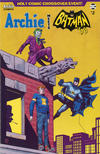 Cover Thumbnail for Archie Meets Batman '66 (2018 series) #2 [Cover F Michael Walsh]