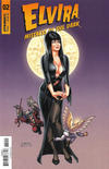 Cover for Elvira: Mistress of the Dark (Dynamite Entertainment, 2018 series) #2