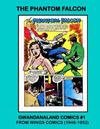 Cover for Gwandanaland Comics (Gwandanaland Comics, 2016 series) #1 - Phantom Falcon