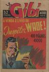 Cover for Gibi (O Globo, 1939 series) #410