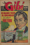 Cover for Gibi (O Globo, 1939 series) #445