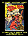 Cover for Gwandanaland Comics (Gwandanaland Comics, 2016 series) #114 - The Complete Ghost Rider Volume 1