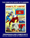 Cover for Gwandanaland Comics (Gwandanaland Comics, 2016 series) #313 - The Complete Ghost of Flanders