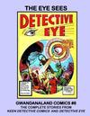 Cover for Gwandanaland Comics (Gwandanaland Comics, 2016 series) #8 - The Eye Sees