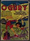 Cover for O Guri Comico (O Cruzeiro, 1940 series) #12