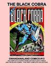 Cover for Gwandanaland Comics (Gwandanaland Comics, 2016 series) #13 - The Black Cobra