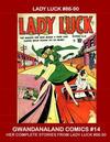 Cover for Gwandanaland Comics (Gwandanaland Comics, 2016 series) #14 - Lady Luck #86-90