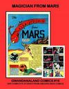 Cover for Gwandanaland Comics (Gwandanaland Comics, 2016 series) #19 - Magician from Mars