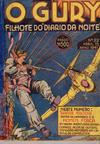 Cover for O Guri Comico (O Cruzeiro, 1940 series) #22
