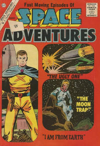 Cover Thumbnail for Space Adventures (Charlton, 1958 series) #41 [British]