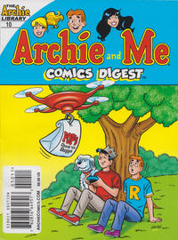 Cover Thumbnail for Archie and Me Comics Digest (Archie, 2017 series) #10
