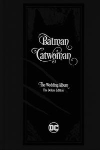 Cover Thumbnail for Batman / Catwoman: The Wedding Album - The Deluxe Edition (DC, 2018 series)