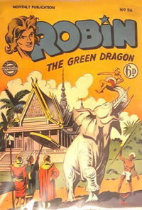 Cover Thumbnail for Robin (L. Miller & Son, 1952 ? series) #56