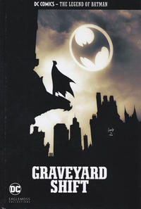 Cover Thumbnail for DC Comics - The Legend of Batman (Eaglemoss Publications, 2017 series) #19 - Graveyard Shift