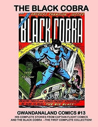 Cover Thumbnail for Gwandanaland Comics (Gwandanaland Comics, 2016 series) #13 - The Black Cobra