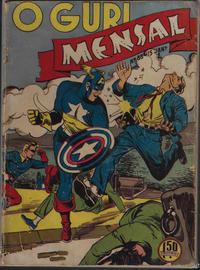 Cover Thumbnail for O Guri Comico (O Cruzeiro, 1940 series) #88