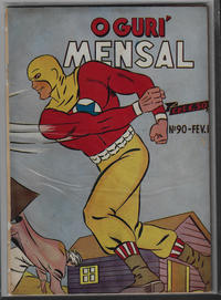 Cover Thumbnail for O Guri Comico (O Cruzeiro, 1940 series) #90
