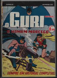 Cover Thumbnail for O Guri Comico (O Cruzeiro, 1940 series) #122