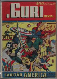 Cover Thumbnail for O Guri Comico (O Cruzeiro, 1940 series) #124