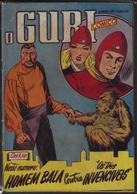 Cover Thumbnail for O Guri Comico (O Cruzeiro, 1940 series) #139
