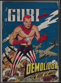 Cover Thumbnail for O Guri Comico (O Cruzeiro, 1940 series) #140