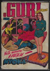 Cover Thumbnail for O Guri Comico (O Cruzeiro, 1940 series) #145