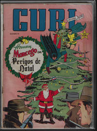 Cover Thumbnail for O Guri Comico (O Cruzeiro, 1940 series) #158