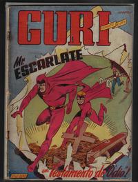 Cover Thumbnail for O Guri Comico (O Cruzeiro, 1940 series) #173