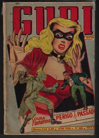Cover for O Guri Comico (O Cruzeiro, 1940 series) #186