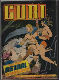 Cover Thumbnail for O Guri Comico (O Cruzeiro, 1940 series) #201