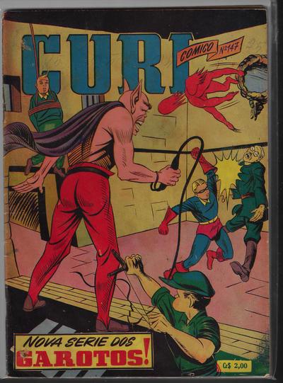 Cover for O Guri Comico (O Cruzeiro, 1940 series) #147