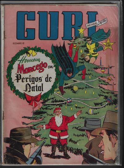 Cover for O Guri Comico (O Cruzeiro, 1940 series) #158