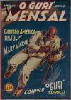 Cover for O Guri Comico (Cruzeiro, O, 1940 series) #102