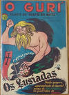 Cover for O Guri Comico (O Cruzeiro, 1940 series) #43