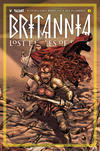 Cover Thumbnail for Britannia: Lost Eagles of Rome (2018 series) #3 [Cover B - MJ Kim]