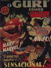 Cover for O Guri Comico (Cruzeiro, O, 1940 series) #101