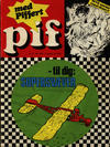 Cover for Pif (Egmont, 1973 series) #6/1974