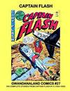 Cover for Gwandanaland Comics (Gwandanaland Comics, 2016 series) #27 - Captain Flash