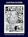 Cover for Gwandanaland Comics (Gwandanaland Comics, 2016 series) #28 - Captain Future
