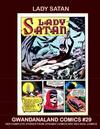 Cover for Gwandanaland Comics (Gwandanaland Comics, 2016 series) #29 - Lady Satan