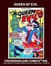 Cover for Gwandanaland Comics (Gwandanaland Comics, 2016 series) #39 - Queen of Evil