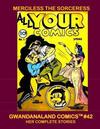 Cover for Gwandanaland Comics (Gwandanaland Comics, 2016 series) #42 - Merciless the Sorceress