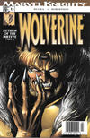 Cover for Wolverine (Marvel, 2003 series) #13 [Newsstand]